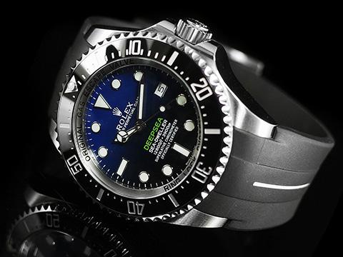 永生名錶珠寶交流中心 Rolex 勞力士 Deesea D Blue 116660 水鬼王 漸層藍面 陶瓷框 潛水錶